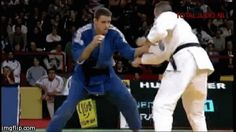 We maybe see this again in Judo…
