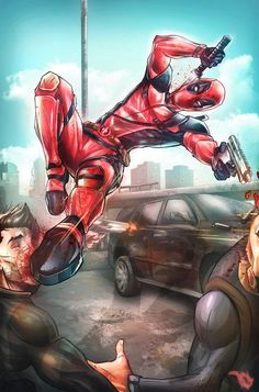 deadpool                                                                                                                                                                                 Plus