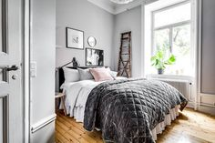 Cozy Bedroom  60 Favourite Scandinavian Bedroom Design Ideas  #bedroom #decor #design #ideas #Scandinavian #CozyBedroom #DreamBedroom #SmallBedroom Scandinavian Apartment, Scandinavian Bedroom, Cozy Bedroom, Dream Bedroom, Bedroom Decor, Bedroom Ideas, Bedroom Storage Inspiration, Bedroom 2017, Nordic Interior Design