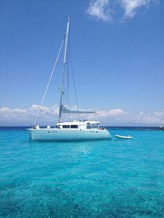 Blue lagoon, Antipaxos