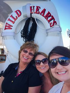 Who doesn't love a road trip for a fun-filled girls getaway? For me this meant grabbing my mom and sister and the timing couldn't be more perfect to set sail to the Gulf!