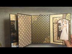 part 2 tutorial 8 x 8 wedding album designs by shellie