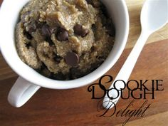 Raw Chocolate Chip Cookie Dough — in the Raw…daily Dessert Indulgences by An Edible Mosaic. I'm sharing is my personal favorite. It's one recipe that, if you let it, may change your convictions.I know so many people who think there's no way healthy food can taste mind-blowingly amazing (and conversely, think anything that tastes good enough to make you pause, close your eyes, and sigh in delight can't possibly be healthy). Well my friends, this dough is here to prove that healthy and…