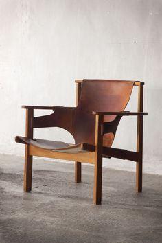 Carl-Axel Acking_Trienna armchair 1957_Nordiska Konpaniet
