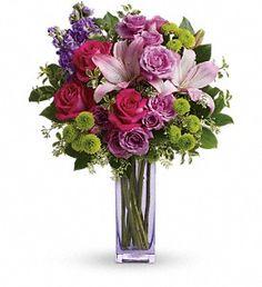Teleflora's Fresh Flourish Bouquet in Chardon OH, Weidig's Floral