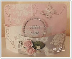 ELFiS Kartenblog: Bendy fold card