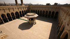 Al Muayyad mosque Cairo Egypt