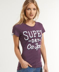 Superdry CO.JPN-TIN TAB TEE