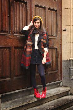 the scarf, jacket & beanie. bam.