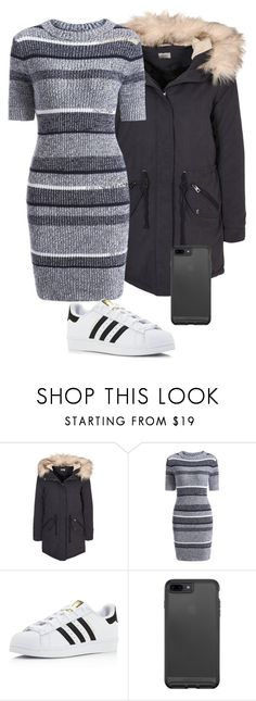 """Untitled #212"" by alexmlenek on Polyvore featuring ONLY and adidas"
