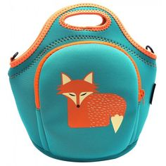 Jellybones designer kids lunch bags, backpacks and change mats will most certainly be the envy of your friends Kids Lunch Bags, Lunch Boxes, Neoprene Lunch Bag, Fox Nursery, Back To School Sales, Building For Kids, Trendy Kids, Green Bag, Little People