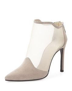 Escort+Naked+Ankle+Bootie,+Fossil+by+Stuart+Weitzman+at+Neiman+Marcus.