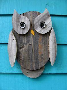 Renewed Upon a Dream: Treasure Hunting Thursday - Owl Love