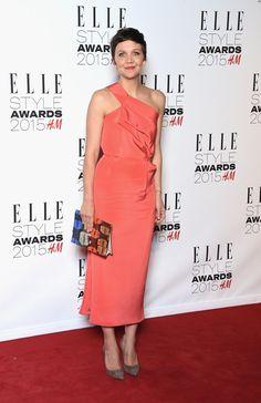 Pin for Later: Que Seraient les Elle Style Awards Sans de Superbes Tenues? Maggie Gyllenhaal