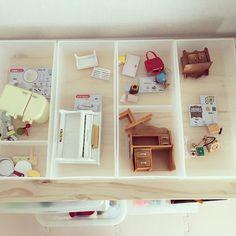 今すぐマネしたい!レゴ・ミニカーなどの細々したおもちゃのスッキリ収納術♩ | folk Home, Ad Home, Homes, Houses, Haus