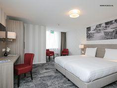 Hotelrooms Fletcher Middelburg #roboscontractfurniture #fletcher #hotelroom #interior