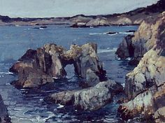 Early California Art Blog: William Ritschel