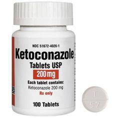 Ketoconazole (Click for Larger Image)
