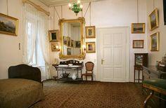 Das schlafzimmer des Kaisers