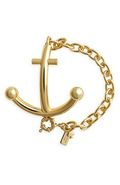 kate spade new york 'anchors away' bracelet