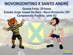 Santo André faz jogo decisivo contra Novorizontino