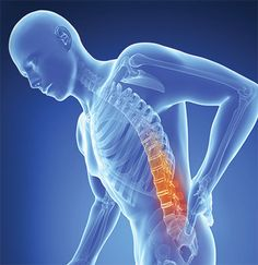 Lower back pain is a common problem. Stretching in the mornings can alleviate your pain