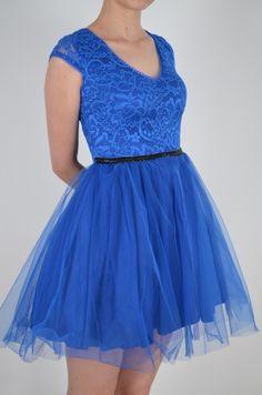 Rochie ocazie Albastru