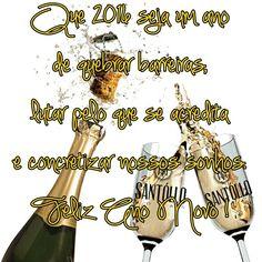 """Que neste Ano Novo,  possamos  ter  ter 365 dias de oportunidades e recomeço em nossas vidas. """"FELIZ ANO NOVO""""."""