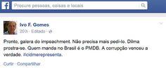 Ivo Gomes defende o irmão, Cid, que deixou o ministério da Educação