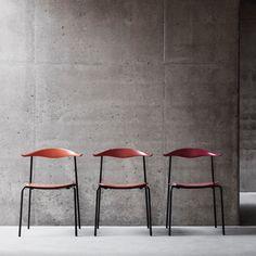 Hans J. Wegner's CH88 chair put into<br /> production by Carl Hansen & Son