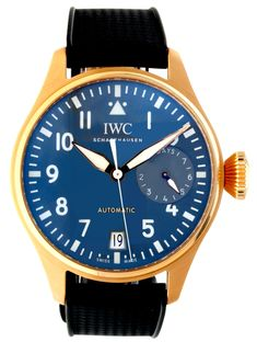 IWC BIG PILOT SPITFIRE P-O 109-IW 500917 Iwc, Breitling, Pre Owned Watches, Luxury Watches, Omega Watch, Rolex, Pilot, Buy And Sell, Stuff To Buy