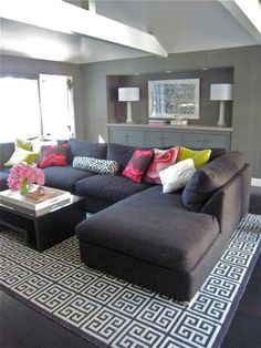 Dark grey couch or white??