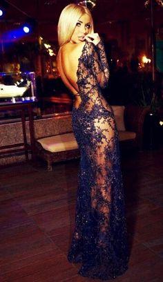 Provocative Woman: Provocative Lace Dresses!