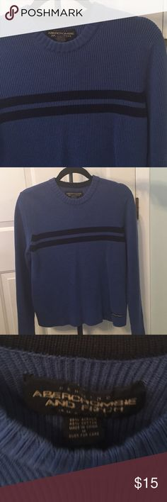 🚹size M Abercrombie & Fitch sweater Abercrombie & Fitch Men's sweater.  Size M.  EUC Abercrombie & Fitch Sweaters Crewneck