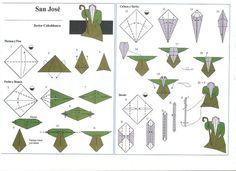 Origami for Everyone – From Beginner to Advanced – DIY Fan Origami Nativity, Instruções Origami, Origami Mouse, Origami Star Box, Origami Dragon, Origami Fish, Origami Bookmark, Origami Folding, Oragami