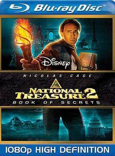 National Treasure 2: Salaisuuksien kirja (Blu-ray)