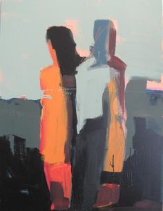 abstract figure painting - Google Search