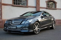 the Carlsson E-Class conversion.. so beautiful
