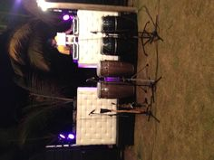 Beach Wedding by MY Group Eventos. DJ's set