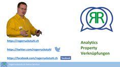 Exklusive Preview auf meine Analytics Tutorials. Ab Herbst verfügbar auf https://lernenmitroger.ch