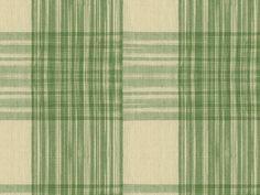 Brunschwig & Fils ESSEX WOVEN PLAID GRASS BR-89306.433 - Brunschwig & Fils - Bethpage, NY