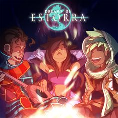 Dreams of Estorra is like SAO a bit I started watching the anime and it's awesome so far