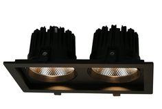 LED 2 х 18W 2 х 1120 Lm, 3000 K, Ra ≥80