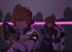 by floweez - Pidge, Matt & Shiro