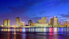 Nueva Orleans, EUA.
