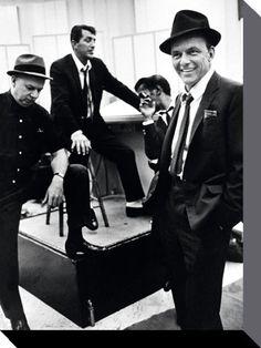 Rat Pack - Frank Sinatra - Dean Martin - Sammy Davis Jr. - Time Life - Official…