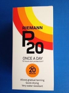 Riemann Once a Day Sun Protection Lotion SPF 20 for sale online Bio Oil Uses, Daily Sun, Gradual Tan, Sun Lotion, Best Sunscreens, Summer Essentials, Beauty Bar, Sun Protection, Organic Skin Care