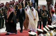 Obama to visit Saudi Arabia to restore confidence and About the most important differences between the two