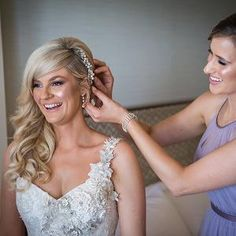 Appropriate #Wedding_Makeup Adelaide Services