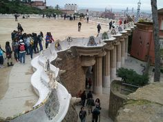Park Guell 3/グエル公園 3 @Barcelona